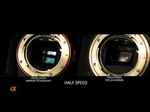 Sony SLT vs SLR