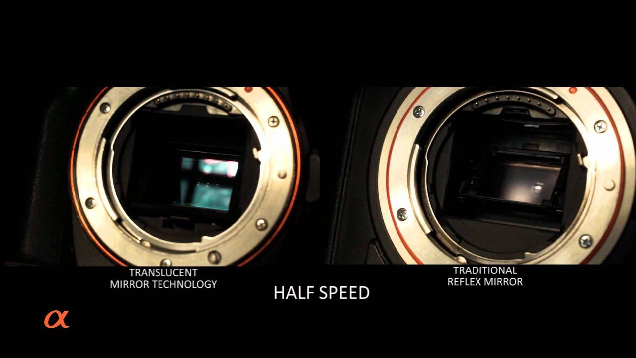 Camera Slr Camera Vs Dslr Camera sony slt vs slr youtube slr