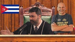 JUIZ DE CANHOTA - LUCIANO HANG E MÉDICOS CUBANOS