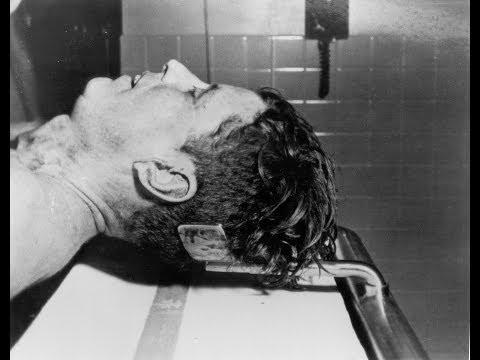 Asesinato de kennedy. Documental secuencia completa de asesinato.