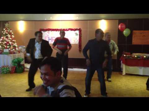 JED  Gangnam Style Tatay version