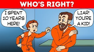 Download 12 TRICKY RIDDLES TO TEST HOW ATTENTIVE YOUR BRAIN IS Mp3 and Videos