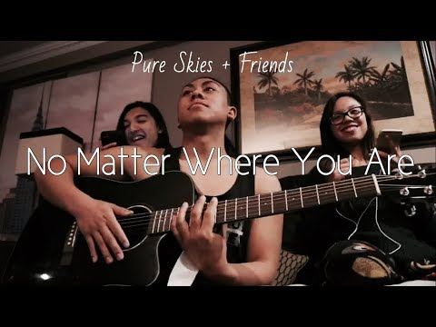 Us The Duo - No Matter Where You Are (COVER)