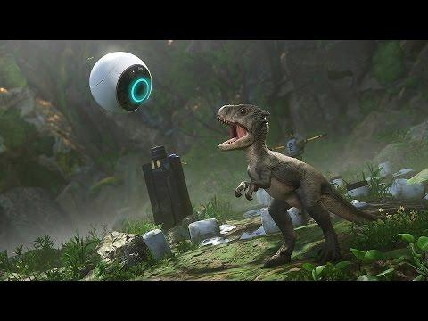 PS VR ile Dinazorların Arasında   Robinson: The Journey Bölüm 1