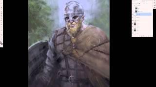 Viking Warrior - Character Design