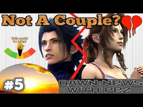 DNWP #5| Aerith & Zack not a couple? Why translation could change the FF7 Remake