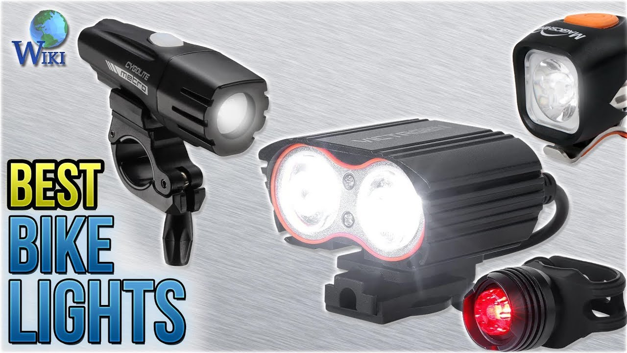 10 Best Bike Lights 2018 Youtube