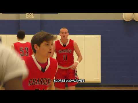 Brandon Casey Isle of Wight Academy '18: Mid-Season Highlight Video