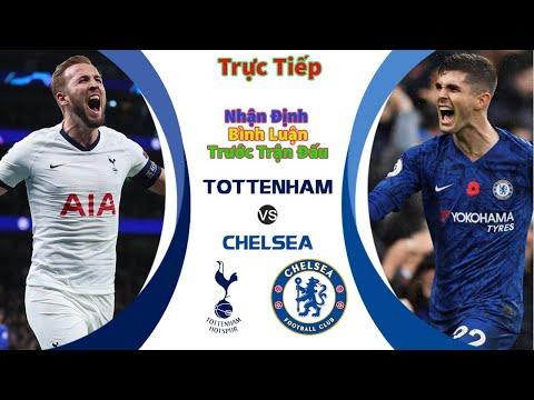 Trực tiếp bóng đá Ngoại hạng Anh Tottenham vs Chelsea | 77 ...