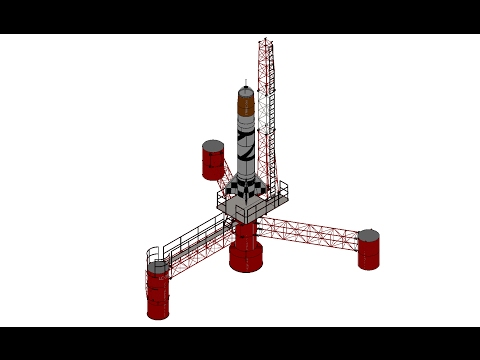 Sea-launch Platform RML