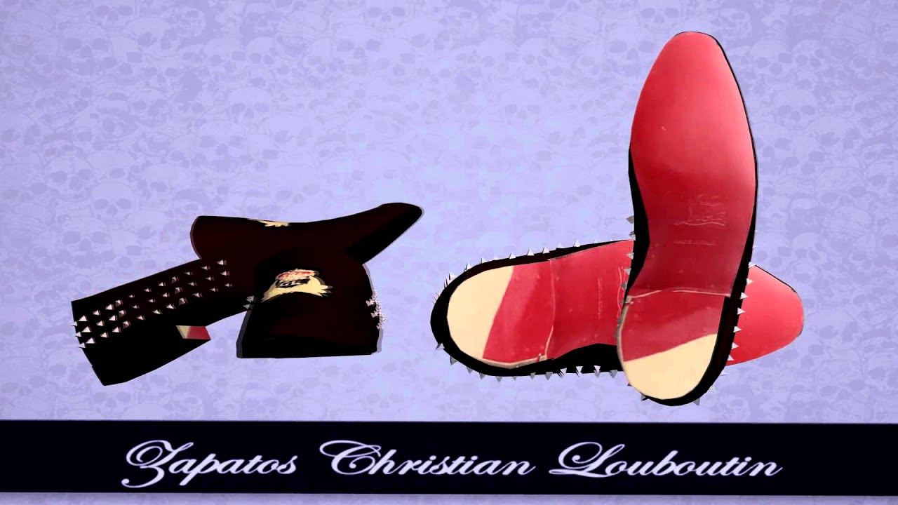 gta 5 christian louboutin
