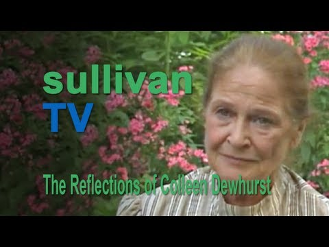 SullivanTV: The Reflections of Colleen Dewhurst