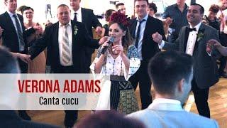 Verona Adams - Live - Canta cucu-n Bucovina - Solista muzica populara nunti