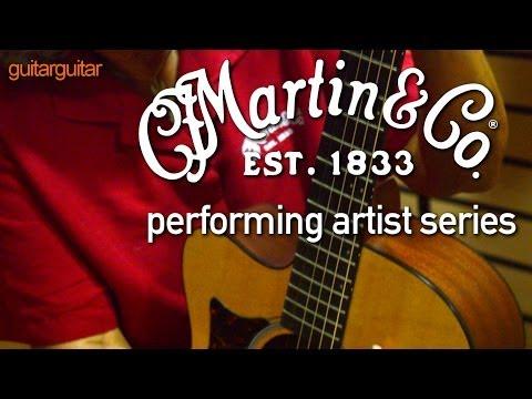 Martin Guitars - Performing Artist Series
