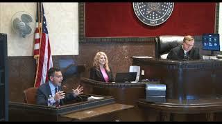 Oklahoma Opioid Trial: Day 11 - Dr. Andrew Kolodny testimony begins