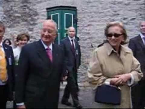 Belgium King Albert II And Queen Paola State Visit Estonia