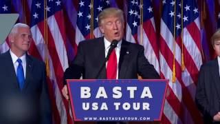 Trump -  #bastaUSAtour