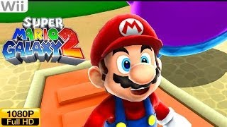Super Mario Galaxy 2 - Wii Gameplay 1080p (Dolphin GC/Wii Emulator)