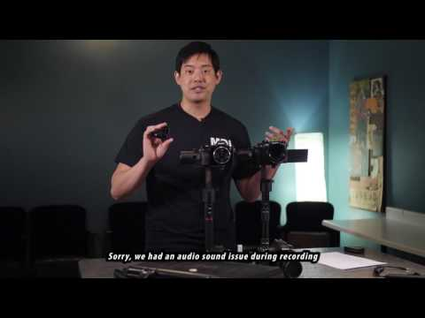 In-Depth Review of Gudsen's Moza Air Pre-Production Unit vs Zhiyun Crane (v1)  Single Handed Gimbals