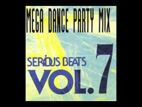 Serious Beats Vol 7 Mega Dance Party Mix 1993