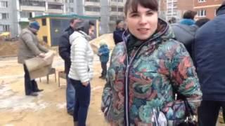 Масленица ЖК Гагаринский(, 2014-03-03T20:23:31.000Z)