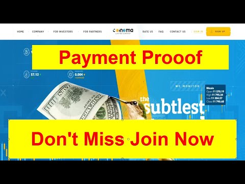 Coinoma Review | Coinoma Payment Proof 15/08/2020|Coinoma Legit or ...