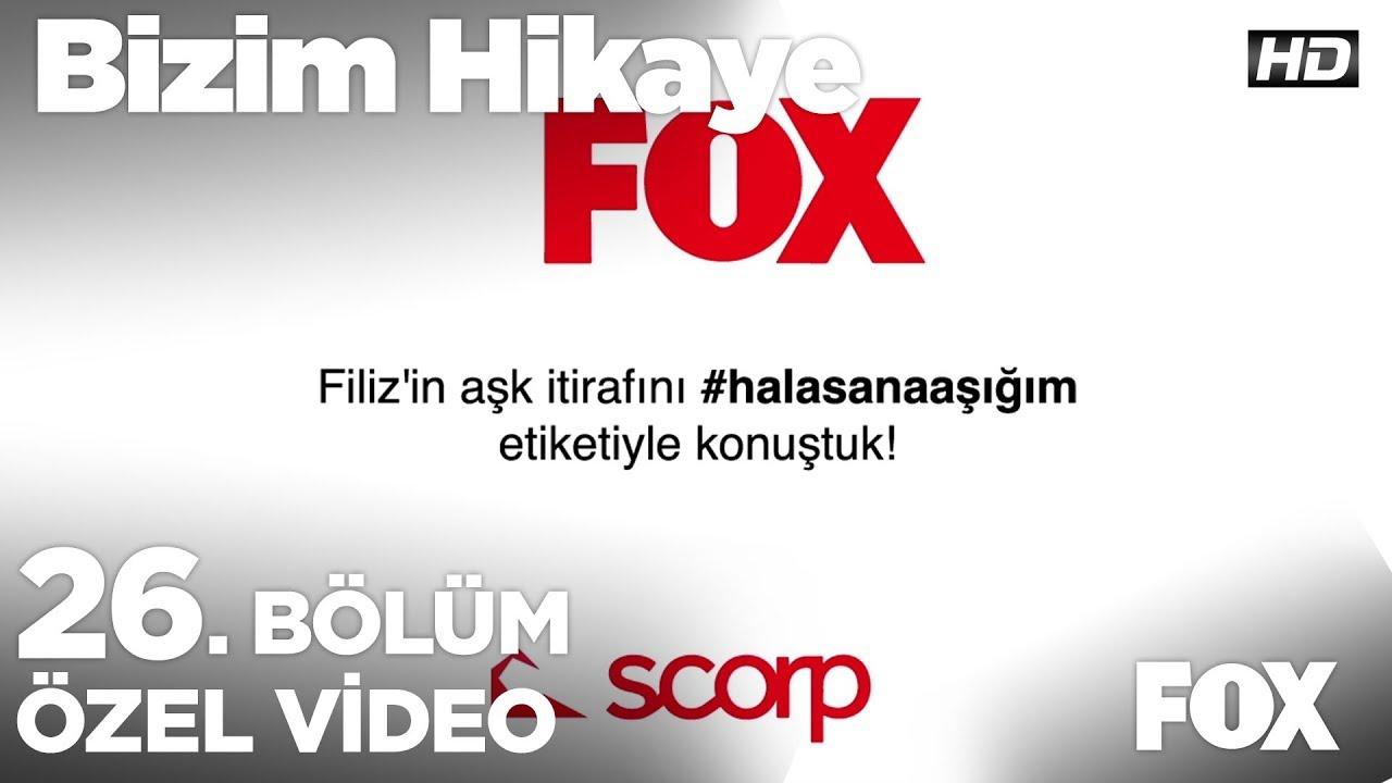 Filiz'in aşk itirafını #halasanaaşığım etiketiyle konuştuk!