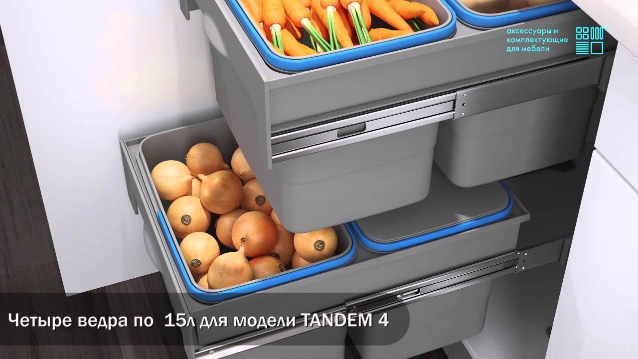 системы хранения на кухне фото