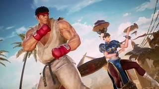 Marvel VS. Capcom: Infinite (Xbox One) Arcade as Ryu & Chun-Li