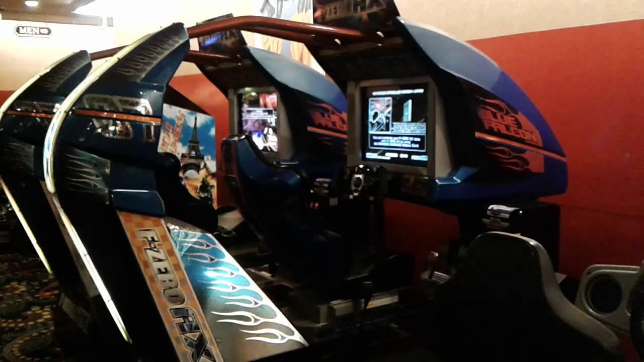 f zero ax arcade machines youtube