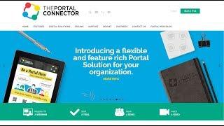 The Portal Connector - Live Build - Summit EMEA 2018