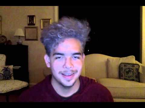 grey hair dye men youtube