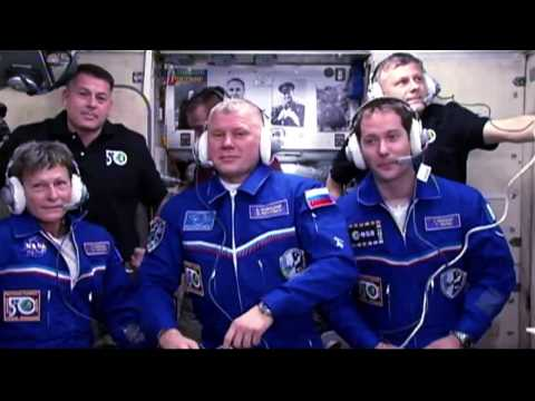 Expedition 50-51 Arrives Safely at the Space Station on This Week @NASA – November 25, 2016