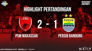 Download Video HIGHLIGHT PSM Makassar VS PERSIB Bandung MP3 3GP MP4