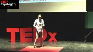 Egitim Teknolojilerinde Forrest Gump Gibi Kosmak | Hakan Umutlu | Tedxtepebağed