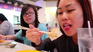 Conveyor Belt Sushi in Houston (mini mukbang) vlog