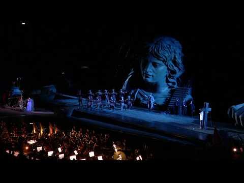 Tosca - The Final Scene - Arena di Verona 2017