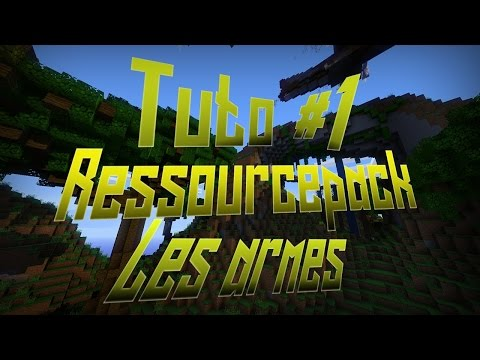 TUTO Comment créer son propre Texture Pack minecraft ! - YouTube