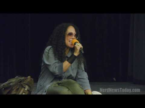 Who was Cree Summer's favorite character to voice?