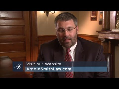 "Charlotte Divorce Attorney Matthew R. Arnold of Arnold & Smith, PLLC answers the question ""What happens when a person's income is not guaranteed and fluctuates from year to year""."