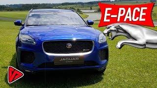 Jaguar E-Pace - Primeiras Impressões E Avaliação (2018)  | Top Speed
