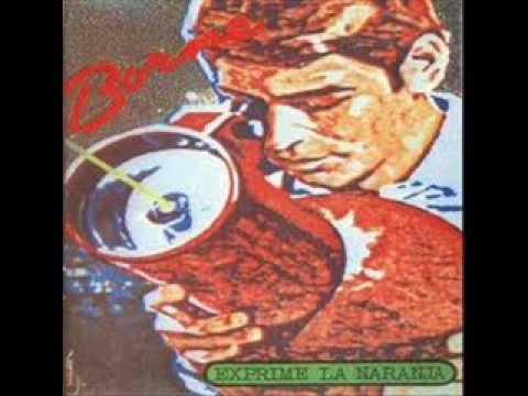 Borne - Exprime la naranja (Álbum completo)