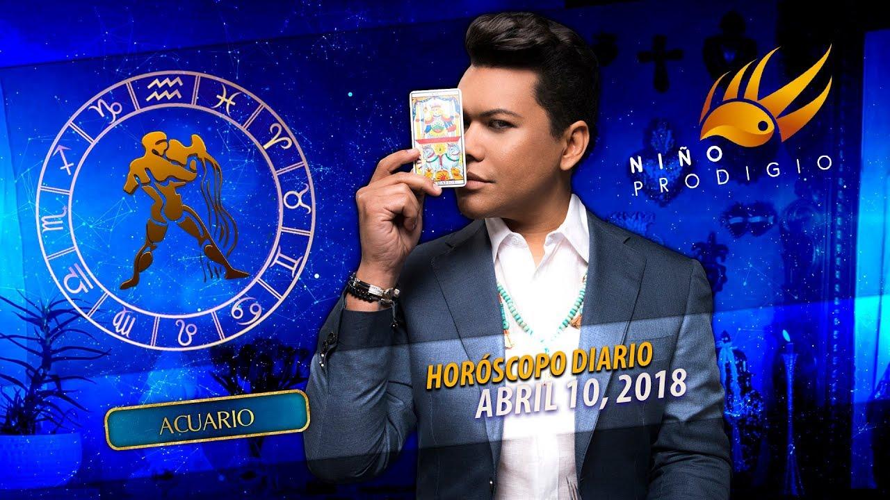 Horóscopo Diario De Acuario Abril 10 2018 Youtube
