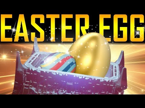 Destiny 2 - CRAZY EASTER EGGS!