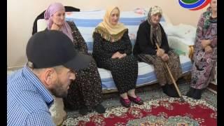 Дорога бабушки Патимат. Пенсионеры Хасавюртовского района обустраивают родное село