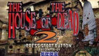 Wii Longplay [036] The House of the Dead 2