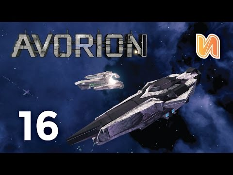 MY NEW SHIP SANCTUM | Avorion Ep 16