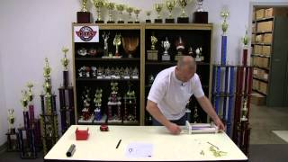 How To Build A Double Column Trophy Kit