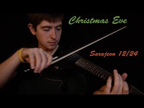 Trans-Siberian Orchestra - Christmas Eve Sarajevo (Violin Cover)