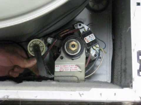 Whirlpool Dryer Repair Video 2 Youtube